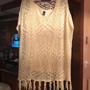 Woman's sweater size large